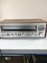 Technics SA-505 Silver FM/AM Stereo Receiver 63 Watts Per Channel Into 8Ω - $247.49