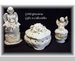 Cherub bell and trinket ceramic boxes thumb155 crop