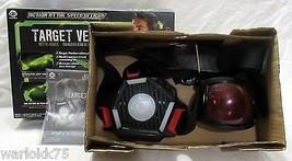 Wowwee Light Strike Target Vest Mint in Package Monitors Health Status - $85.49