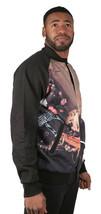 Crooks & Castles Filcher Knit Baseball Jacket image 2