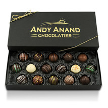 Andy Anand Delectable Variety of Handmade Artisan Truffles Free Air Ship... - $29.84+