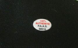 """MEAN"" JOE GREENE / AUTOGRAPHED PITTSBURGH STEELERS WHITE THROWBACK JERSEY / COA image 8"