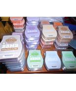Scentsy Wax Bar (new) BBMB - SWEET AMBER & FREESIA - $8.68