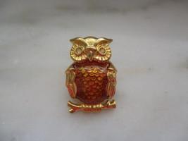 Vintage Avon Owl Tac Pin or Lapel Pin - $5.00