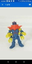 IMAGINEXT FIGURE ALIEN Four Arms BLIND BAG Series 6 FISHER PRICE New - $9.74