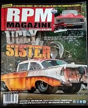 RPM Magazine Dedicated to Extra Horsepower Worldwide July 2017 Nitrous J... - $10.88