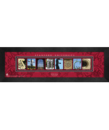 Personalized Stanford University Campus Letter Art Framed Print - $39.95