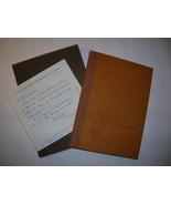 1988 T.E. Lawrence LETTERS TO E.T. LEEDS Wilson Whittington Press SIGNED... - $1,000.00