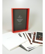 1999 FRITZ SCHOLDER 00/01 Limited Edition LUCITE BOX Millennium To Do List - $124.99