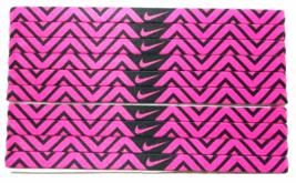 Nike Unisex Running All Sports CHEVRON PINK  Sports Design Headband NEW - $6.50