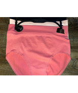 Delta Burke ~ Women's Brief Underwear Panties Nylon Blend 3-Pair (C) ~ 8/1X - $18.69