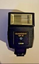 Quantaray QA 25 Camera Flash image 1