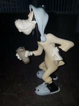 Extremely Rare! Walt Disney Goofy Waking Up Demons & Merveilles Figurine... - $346.50