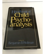 Handbook of child psycho analysis - $9.50