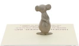 Hagen-Renaker Miniature Ceramic Mouse Figurine Little Brother Hands Behind Back image 3