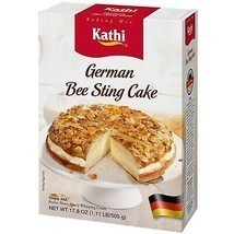 KATHI Gerrman Bee String Cake mix 16.6oz FREE SHIPPING - $18.80