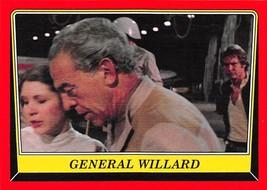 2016 Star Wars Rogue One Mission Briefing #84 General Willard - €0,86 EUR