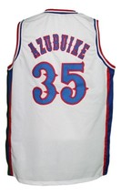Udoka Azubuike #35 College Basketball Jersey Sewn White Any Size image 2