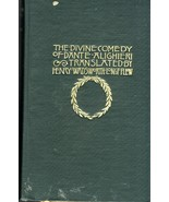 THE DIVINE COMEDY OF DANTE ALIGHIERI Translated by Henry Wadsworth Longf... - $164.95