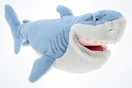 "Disney Parks Finding Nemo Bruce Talking Plush 17"" New With Tags - $29.66"
