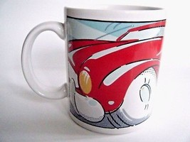 Hallmark Life Is Passing You By Or Trying To Run You Over Red Car Coffee... - $7.87