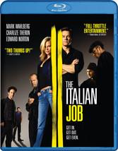 Italian Job (Blu Ray) (Ws/Eng 5.1 Dol/Eng 5.1 Dts/Fr5.1)