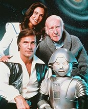 Gil Gerard Buck Rogers in the16x20 Canvas5th Century Erin Gray Wilford Hyde-Whit - $69.99