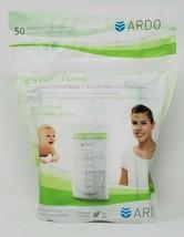 Ardo Medical Easy Store   50 Breast Milk Storage Bags Pre-Sterilized - $20.00