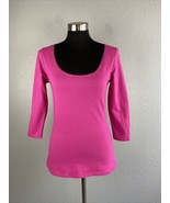 Boston Proper Womens Top Bundle S Small Pink Green 3/4 Sleeve - $98.99