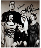 THE MUNSTERS Cast Authentic Autographed Signed Photo w/COA -4516 - $525.00
