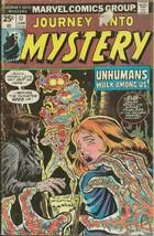 Journey Into Mystery #17 ORIGINAL Vintage 1975 Marvel Comics Horror - $14.84