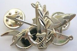 Israel army IDF TORPEDO EXPERT navy pin Israeli badge - $9.50
