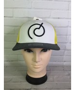 Dragon Ball Z Super Saiyan Blue Vegeta Logo Adjustable Snapback Hat Cap ... - $49.49