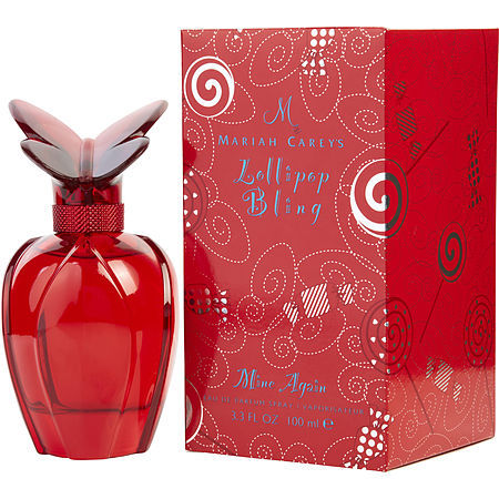 Mariah Carey Lollipop Bling Mine Again 3.4 Oz Eau De Parfum Spray