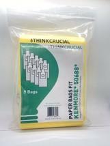 Vacuum Bags High Efficiency 9-Pack Allergen Fits Kenmore 50688 & 50690 Type U - $19.70