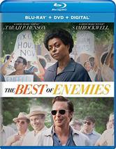 The Best of Enemies [Blu-ray + DVD + Digital]