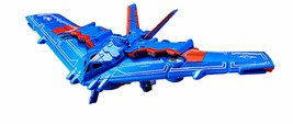 Tobot V Sonic Stealth Action Figure Fighter Plane Transforming Robot Toy image 2