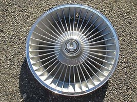 one genuine 1980 to 1981 Chrysler LeBaron hubcap wheel cover  - $55.71