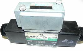 VICKERS DOUBLE A HYDRAULIC QM-3-C-10D1-TSP SOLENIOD VALVE QM3C10D1TSP