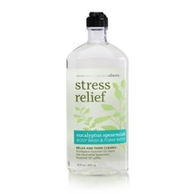 Bath Body Works Aromatherapy Stress Relief Eucalyptus Spearmint 10 oz Bo... - $15.49