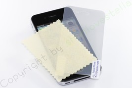 5X Clear Crystal Screen Protector Anti Glare Guard Shield For Apple iPho... - $7.99