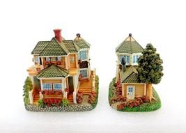 Liberty Falls Village, 1999 Gadiel Home & Gadiel Studio Set - $14.65