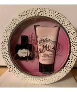 Victoria Secret SEXY LITTLE THINGS NOIR Perfume Parfum & Lotion Travel G... - $69.25