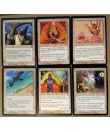 Lot of 6 White MTG Cards - Aysen Bureaucrats, Divine Offering, Femeref S... - $1.48
