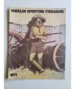 1971 Marlin Sporting FireArms Guns Catalog Information Magazine 31PGs - $11.75