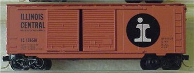 Micro Trains Kadee 23398 IC 40' Boxcar 136501