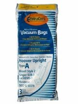 75 Hoover Allergy A Bags Convertible Elite Legacy Decades Concept One En... - $58.31