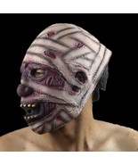 Mummy Zombie Ghost Monster Devil Evil Burned Face Costume Halloween Party Mask - $21.99