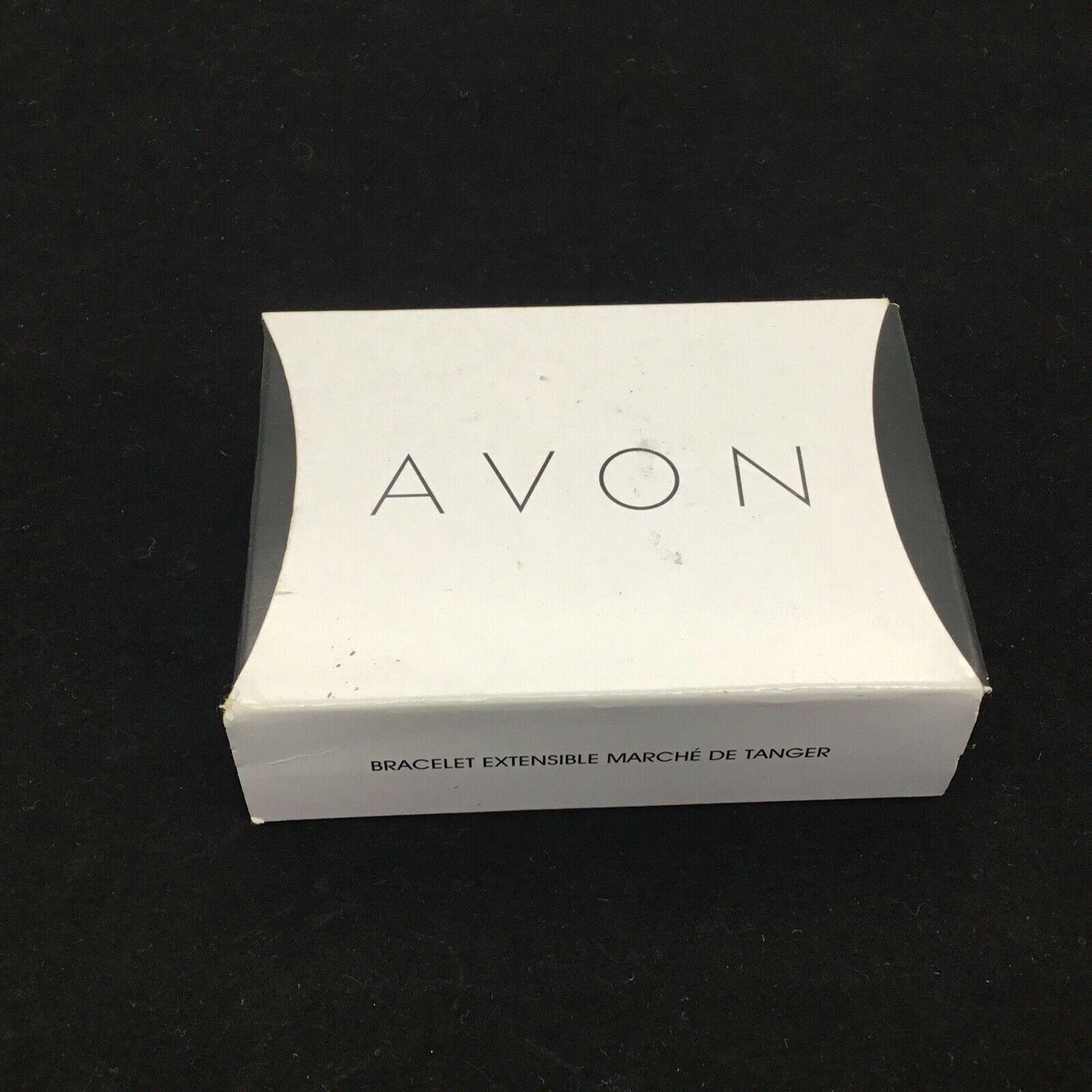 Womens Avon Tangier Market Stretch Bracelet F3930171 Green Fashion Jewelry NEW image 3