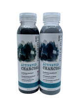Rusk Pure Mix Activated Charcoal Purifying Shampoo & Conditioner Set 12 OZ Each - $28.79